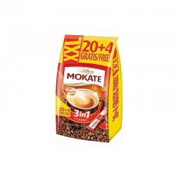 Cafea MOKATE XXL 2 in 1 24...